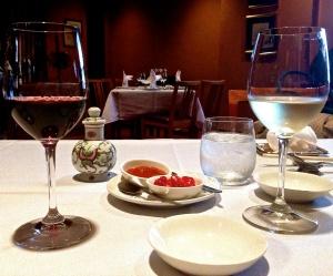 Wine and Chilli